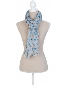 scarf SJ0580BL Clayre Eef in the size 70x180 cm