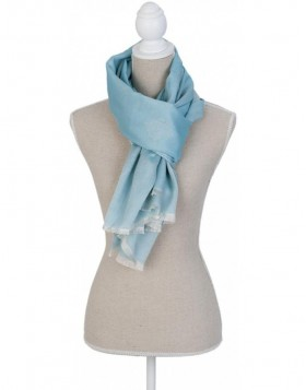 scarf SJ0608BL Clayre Eef in the size 70x180 cm