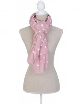 scarf SJ0619LA Clayre Eef in the size 70x180 cm