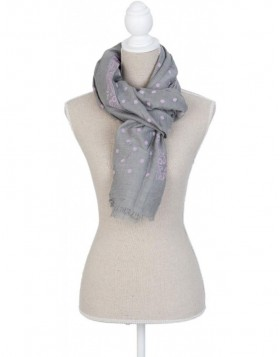 scarf SJ0620LG Clayre Eef in the size 70x180 cm