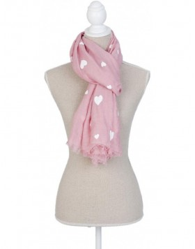 scarf SJ0623LA Clayre Eef in the size 70x180 cm