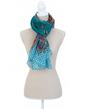 80x180 cm synthetic scarf SJ0593 Clayre Eef