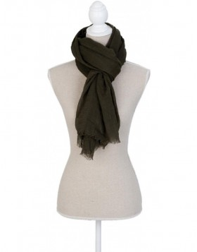 scarf SJ0600GR Clayre Eef in the size 88x178 cm