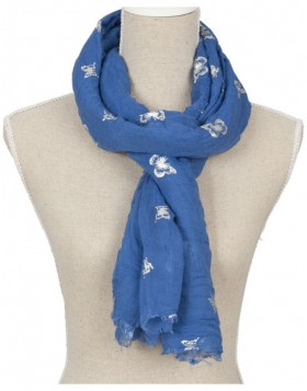 scarf SJ0419BL Clayre Eef in the size 90x180 cm