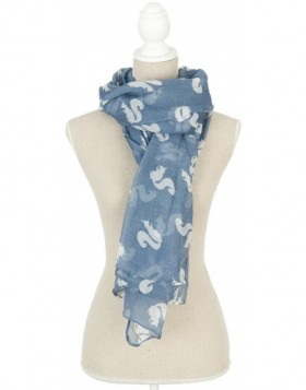 90x180 cm synthetic scarf SJ0535 Clayre Eef