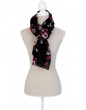 90x180 cm synthetic scarf SJ0550Z Clayre Eef