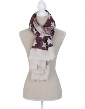 90x180 cm synthetic scarf SJ0562A Clayre Eef
