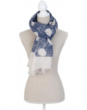 90x180 cm synthetic scarf SJ0563BL Clayre Eef