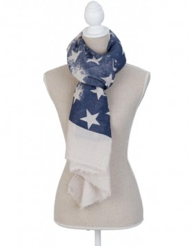 scarf SJ0564BL Clayre Eef in the size 90x180 cm