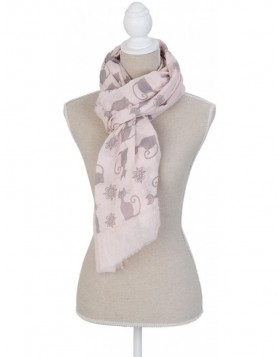 90x180 cm synthetic scarf SJ0569P Clayre Eef