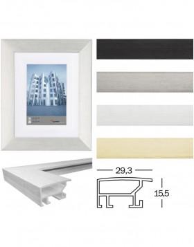 walther lounge bilderrahmen gold 13x18 cm fotoalben. Black Bedroom Furniture Sets. Home Design Ideas