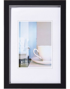picture frame Ambience 10x15 cm black