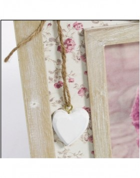 Amiens wooden photo frame 13x18 cm