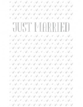 Artebene Karte Just Married  Muster