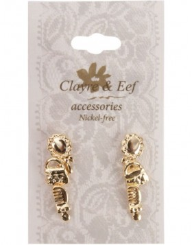 costume jewellery earrings - B0200096 Clayre Eef