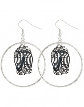 costume jewellery earrings - B0200267 Clayre Eef
