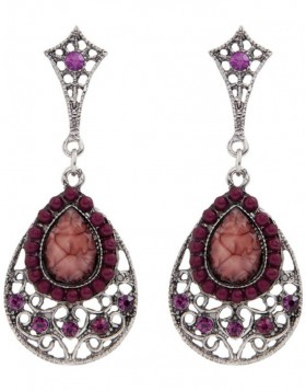 costume jewellery earrings - B0200304 Clayre Eef