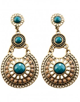 costume jewellery earrings - B0200328 Clayre Eef