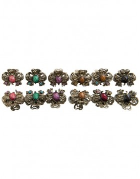 set of 12 hairpins B0800201