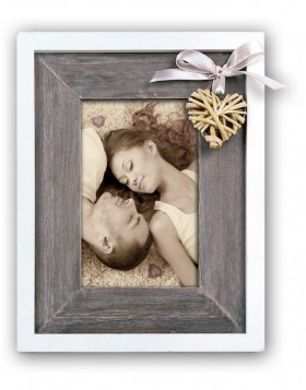 wooden portrait frame BLAYE 10x15 cm, 13x18 cm and 15x20 cm