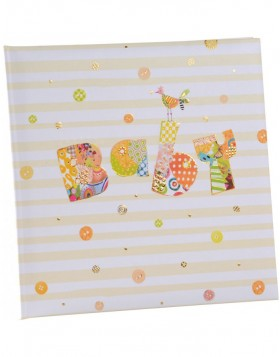 Baby Circle photo album 25x25cm