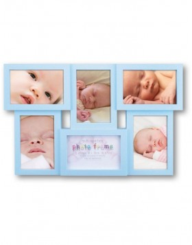 Baby Gallery 6 photos 10x15 cm blue