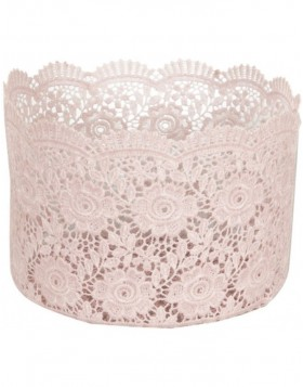 cotton-basket pink - CR0110P Clayre Eef