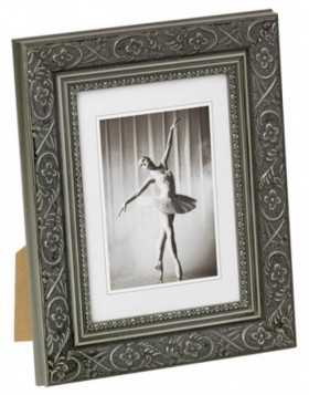 Baroque picture frame wood 8x12