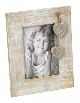 Wooden frame Le Coeur 4x6