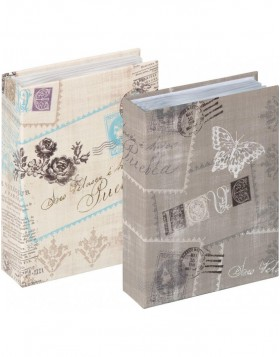 COSENZA mini slip-in photo album for up to 100 photos