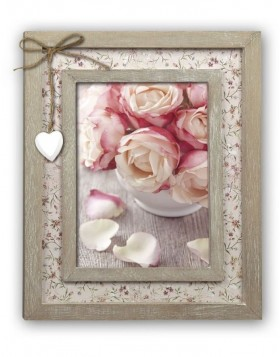 Caen wooden photo frame 13x18 cm and 15x20 cm