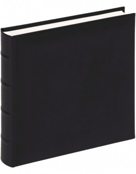 photo album classic - black 26x25 cm