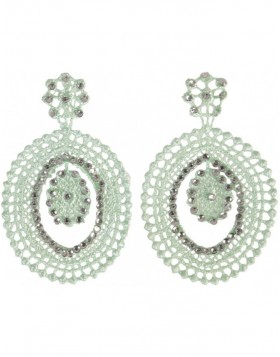 B0200159 Clayre Eef - costume jewellery earrings