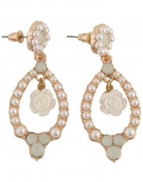 B0200236 Clayre Eef - costume jewellery earrings