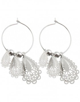 B0200261 Clayre Eef - costume jewellery earrings