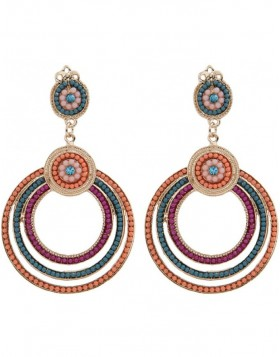 B0200306 Clayre Eef - costume jewellery earrings