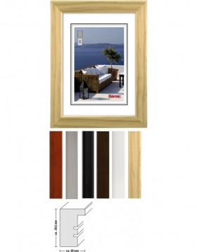 wooden frame Cornwall