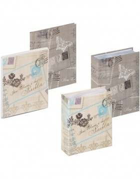 Cosenza slip-in album 36 to 100 pictures 10x15 cm, 11x15...