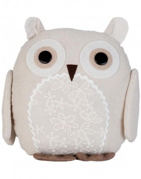 decoration owl DT0252 Clayre Eef