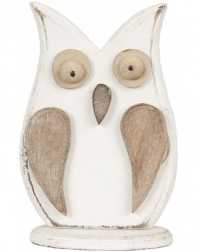 decoration owl 6H0742SN Clayre Eef