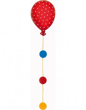 Design-Fotoseil Ballon in the sky - L ca. 90 cm