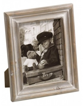 Dijon photo frame 13x18 brown
