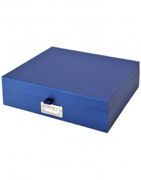 Sirio document box blue