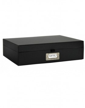 Black document box Sirio