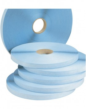 Adhesive tape, strong adhesion, 500m, gummed with 6mm
