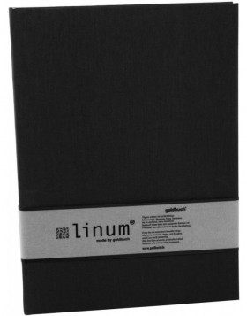 Notebook A4 ruled Linum