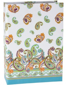 Paisley slip-in album 300 photos 10x15 cm