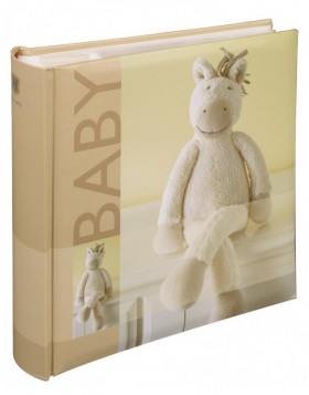 slip-in baby album Bobbi  - beige