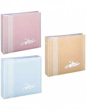 Lasse Memo Album, for 200 photos with a size of 10x15 cm