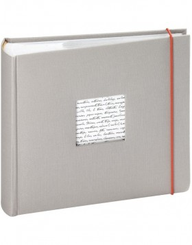 slip-in album Linea 200 photos 10x15 cm grey